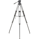 Libec TH-650HD Head/Tripod with Carrying Case