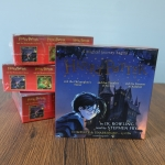 sbo Harry Potter Books 1-3: Audio Collection - 25 CDs (Audio)