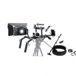CAMTREE HUNT CH1-BMC-EX BLACK MAGIC CAMERA RIG KIT - FREE Power Cable And A-Box