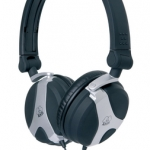 AKG K 81 DJ - Small Venue and Party DJ Headphones with 3D-Axis Folding Mechanism