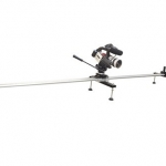 CAMTREE 8ft Encoder Motor E-Slider (SE8-6016) with Manual Crank & Level Feet