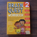 Brain quest Workbook : Grade 2