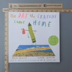 The Day the Crayons Came Home (Crayons) by Drew Daywalt, Oliver Jeffers