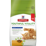 Hill's Science Diet Youthful Vitality Cat Adult 7+ Chicken&Rice 1.3กิโล