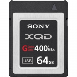 Sony 64GB G Series XQD Format Version 2 Memory Card