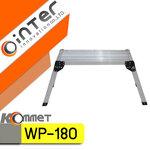 WP-180:บันไดอลูมิเนียม เอนกประสงค์ work platform ยาว 80 เซนติเมตร
