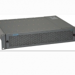 AJA FR2D 2-RU 10-Slot Frame 100W Dual Power Supply - For R Series Cards and Leitch 6800 series equipment