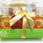 The Body Shop Mini Bath & Shower Gel Collection 4 ชิ้น ชุดเซ็ต เจลอาบน้ำ *พร้อมส่ง*