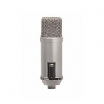 Broadcaster End-Address Broadcast Condenser Microphone