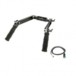 Camtree Hunt Long Handgrip Set (CH-HG-H2) arri standard
