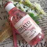 พร้อมส่ง Skinfood Premium Tomato Whitening Toner 180ml. โทนเนอร์มะเขือเทศเกรดพรีเมี่ยม ปรับสภาพผิวหน้า ช่วยให้่ใบหน้าดูอ่อนเยาว์ ป้องกันริ้วรอยและจุดด่างดำอย่างดีเยี่ยม