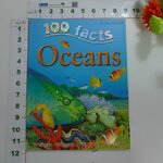 sbo 100 Facts : Oceans