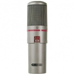 AKG Acoustics SolidTube Cardioid Vacuum Tube Large Diaphragm Studio Microphone