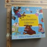 sbo Julia Donaldson Audio Collection - 10 CDs