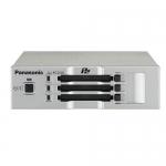 Panasonic AJ-PCD30E Three-Slot P2 Drive with USB 3.0 Interface เครื่องอ่านการ์ดพี2 3 สล็อต ยูเอสบี3.0