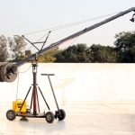 Proaim Quad Plus Professional Dolly and Jib Kit (P-QUAD-PL-DJK)