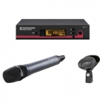 Sennheiser ew 165 G3 Wireless Handheld Microphone System UHF Evolution G3 100 Series 566-608 MHz