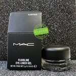 MAC Fluidline Eye-Liner Gel 3g (ขนาดปกติ Inbox) # Blacktrack เจลอายไลเนอร์สีดำสุดฮิต *พร้อมส่ง*