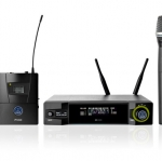 AKG INTRODUCES WMS 4500 WIRELESS SYSTEM