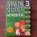 Brain quest Workbook : Grade 3