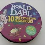 sbo Roald Dahl Audio Collection in a Tin - 29 CDs