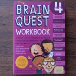 Brain quest Workbook : Grade 4