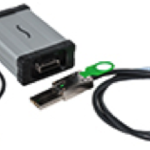 Qio Thunderbolt Interface Kit including cables