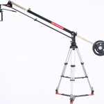 PROAIM 12' Wave Plus Telescopic Jib Arm with Underslung Head Supporting Cameras weighing upto 25kg / 55lbs (P-WV-PL-US)