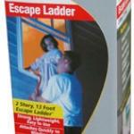 บันไดหนีไฟฉุกเฉิน KIDDE Emergency Escape Ladder 13ft