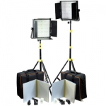 Camtree (LP-SP) 2pcs. 600 LED Studio Lights (C-2-LPSP)
