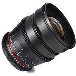 Samyang 24mm T1.5 Cine Lens for Canon EF-Mount เลนส์ถ่ายภาพยนตร์,หนัง