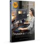 Blackmagic Design Fusion Studio MultiPack สำหรับ 50-User License