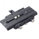 FLYCAM Quick Release Adapter Plate for tripod & DV / HDV Camera