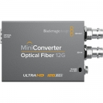 Blackmagic Design Mini Converter Optical Fiber 12G-SDI ตัวใหม่ล่าสุด 2018