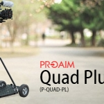 Proaim Quad Plus Professional Dolly System (P-QUAD-PL)