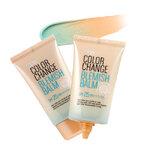 พร้อมส่ง Welcos Color Change BB Cream SPF25 PA++ 50ml. บีบีครีมผสมเบสเขียว แบบ 2 in 1 มีเบสสีเขียวในตัว หมดปัญหาผิวหมองคล้ำ ผิวหน้าเรียบเนียน ปรับสีผิวไห้สม่ำเสมอขาวใส มีออร่า ปกปิดได้ดี ควบคุมความมันดีเยี่ยม