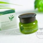 พร้อมส่ง Innisfree The Green Tea Seed Eye Cream 30ml. ครีมบำรุงผิวรอบดวงตา ต่อต้านอนุมูลอิสระ ผสานประสิทธิภาพของน้ำสกัดชาเขียวออร์แกนิกเชจู