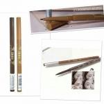 พร้อมส่ง Mille 6D Slim Brow Pencil Waterproof ดินสอเขียนคิ้วแบบออโต้ หมุนได้ไม่ต้องเหลา หัวดินสอเรียวเล็ก แบบ Slim ขนาดเรียวเล็กเพียง 1.5 มิลลิเมตร