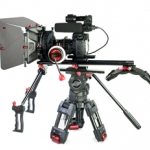 Camtree Hunt Quick Mount DSLR camera shoulder mount rig kit (CH-QM-SMK)
