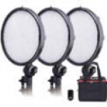 Portable LED Light 3x PH-800S Kit