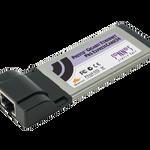 Presto Gigabit Ethernet Pro ExpressCard/34