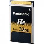 Panasonic AJ-P2E032FG 32GB F-Series P2 Memory Card เม็มโมรีการ์ด พีทู 32 จีบี พานาโซนิค