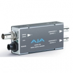 AJA D4E SDI to Composite or Y/C NTSC/PAL Converter