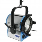 Arri T2 Location Fresnel - 2000 Watts, Stand Mount