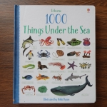 sbo 1000 things under the sea