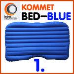 เบาะที่นอนเป่าลมในรถยนต์-สีน้ำเงิน