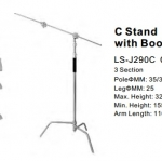 Lighting Stands&Background LS-J290C