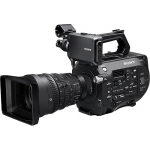 Sony PXW-FS7 4K XDCAM Super35 Camcorder Kit with 28 to 135mm Zoom Lens