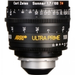 ARRI Ultra Prime 100mm T1.9 Lens (PL, Feet)