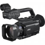 Sony HXR-NX80 Full HD XDCAM พร้อม HDR & Fast Hybrid AF แถมกระเป๋า